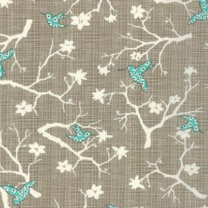 Bluebird Park - Birds from Warp & Weft   Exquisite Textiles