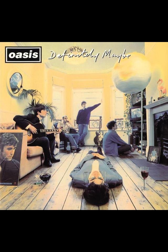 Oasis--Definately Maybe Uno de los mejores albumes..