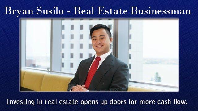 An insight into Bryan Susilo's life: Bryan Susilo - Investor in Real Estate in Australia https://www.pinterest.com/bryansusilo77/