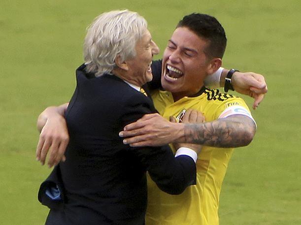James Rodríguez explicó diferencia entre Selección Colombia y Real Madrid