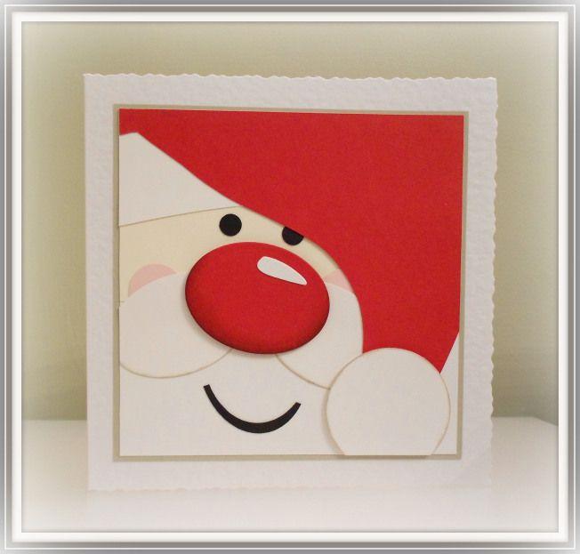 Santa Punch Art                                                                                                                                                      More