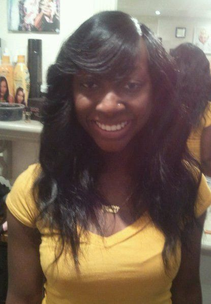 Invisible Part Sew In Curly Hair 24 best Hairstyles ima...