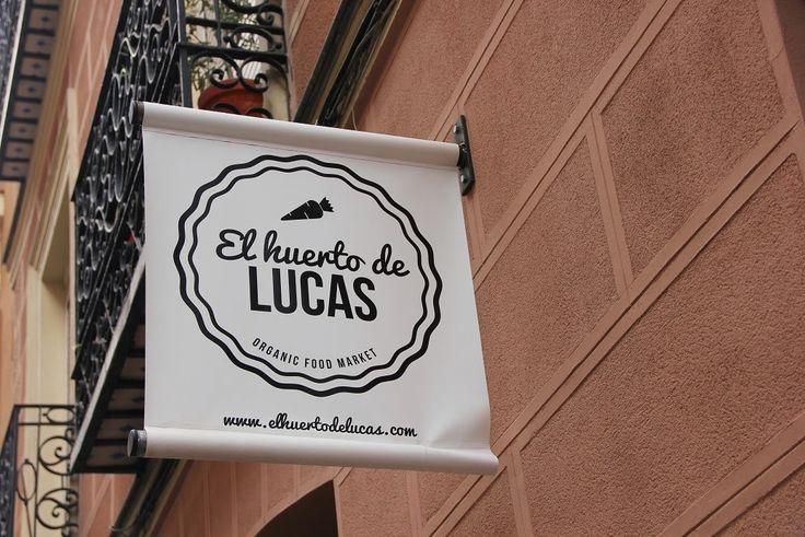 El Huerto de Lucas: Mercado orgánico en el centro de Madrid