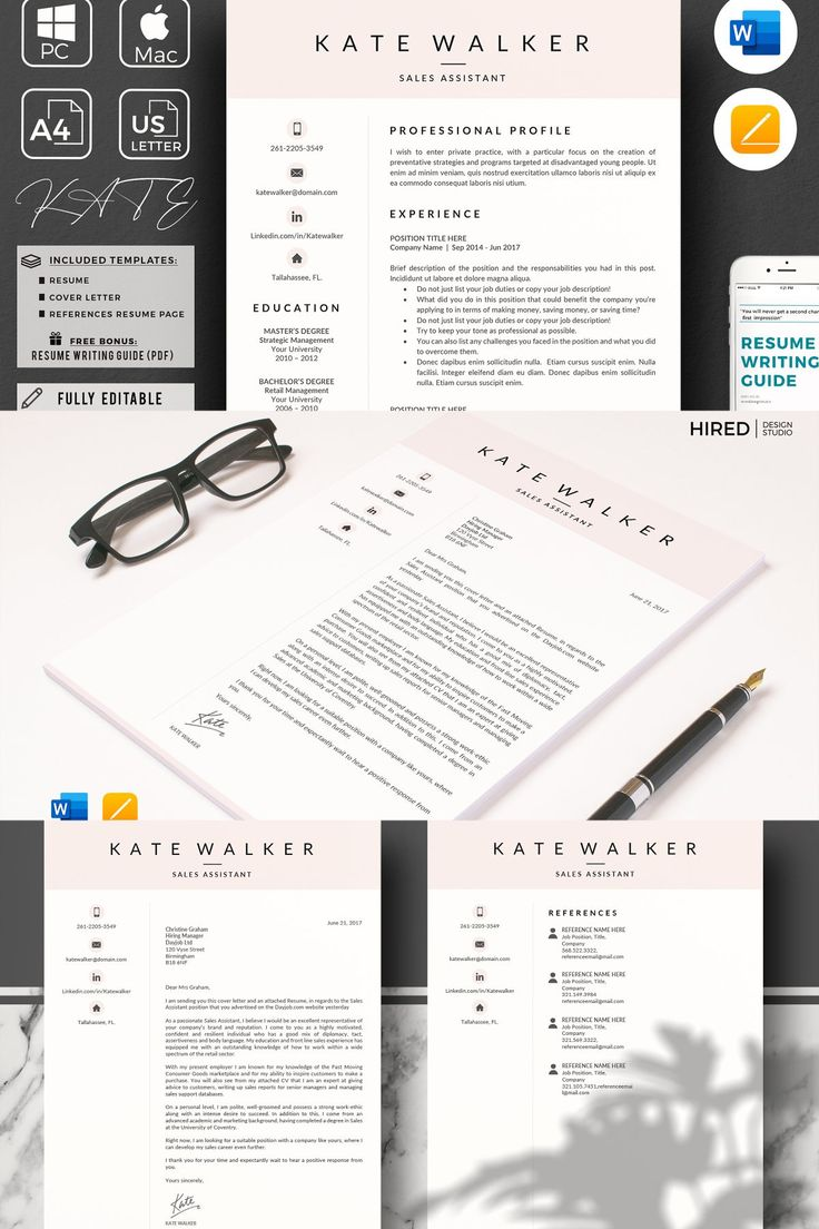 Creating a winning resume can make the difference between