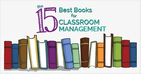 15 Top Books for Classroom Management | A student teacher asked for recommendations for the best books and programs for help with classroom management. Whether you're a rookie or a twenty-year vet, the top 15 are listed for those looking to expand their teaching library!