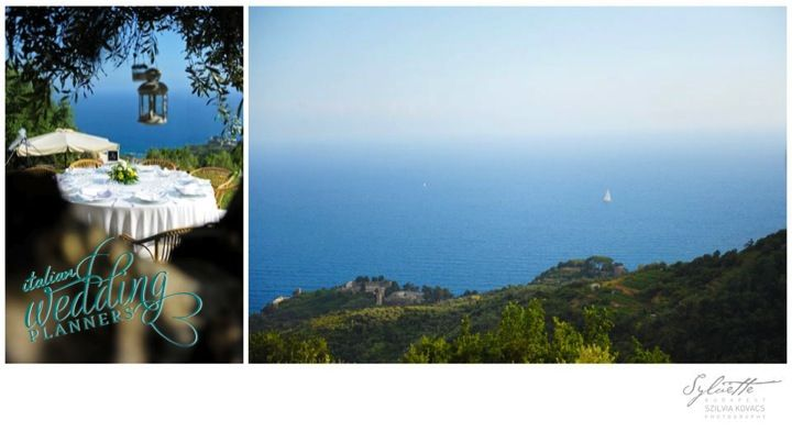 It's heaven! Intimate, exclusive and private! It's easy. Contact us at http://www.italianweddingplanners.com/index/request_standard/mmex/