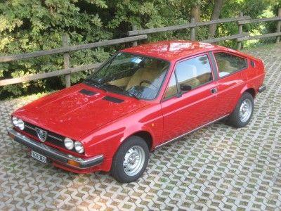 1981 Alfa Romeo Alfasud Sprint Veloce