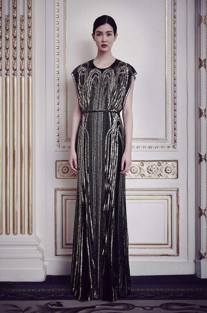 Jenny Packham maid of honor dress