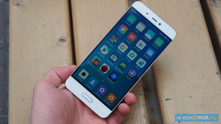 Обзор Xiaomi Mi5: долгожданный флагман за классну...