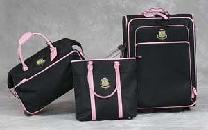 aka luggage set   BlackNews.com - Alpha Kappa Alpha Sorority Inc. Announces Launch of ...