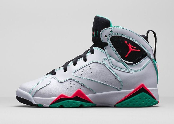 Air Jordan Retro 7 Verde Can't wait