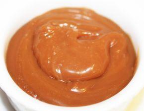 La Cuisine de Bernard: La sauce au caramel au beurre salé  (avec tuto) (pas à pas avec photos)