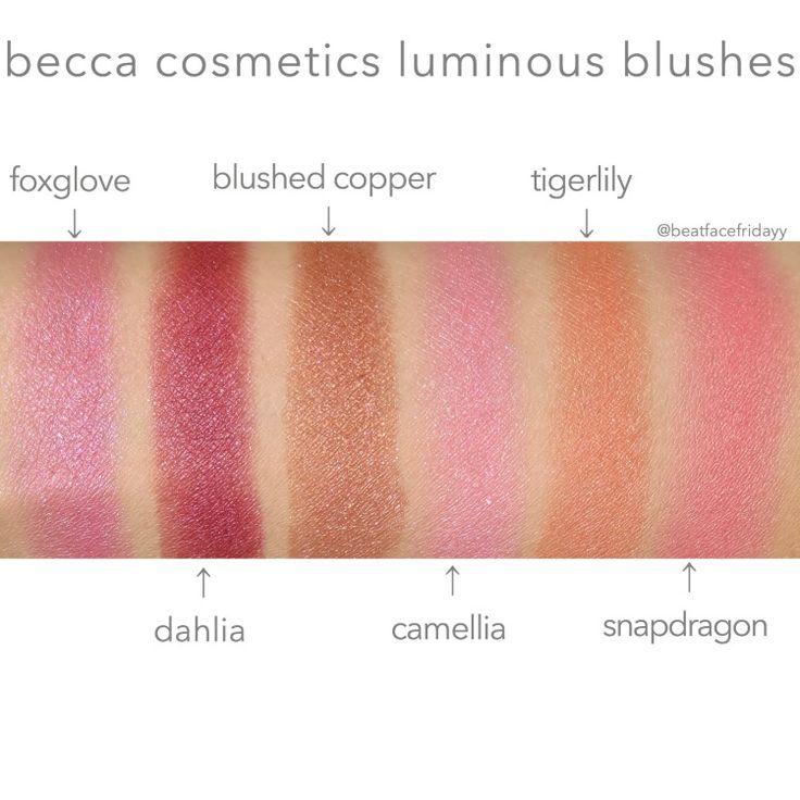 Luminous Blush by BECCA #10