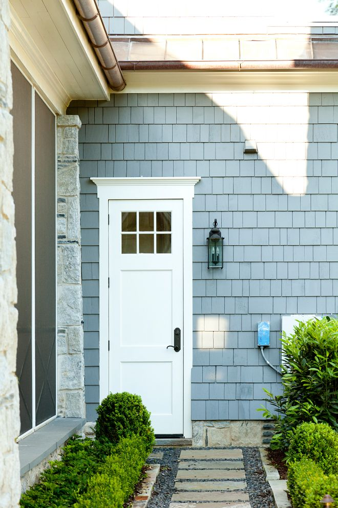 17 best images about architecture on pinterest exterior paint california beach houses and - Exterior white trim paint pict ...