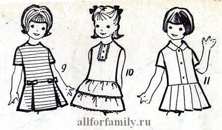 modellen zomer jurken voor kleine meisjes die hun eigen handen kan naaien op het patroon van de voorgestelde