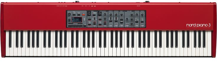 Nord Piano 3   Professional 88-key Stage Piano- Grand Weighted.