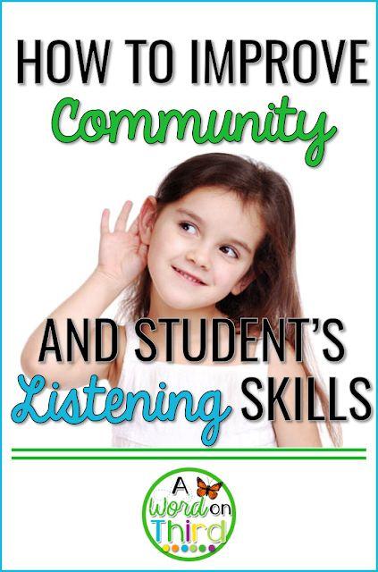 how to improve listening skills pdf