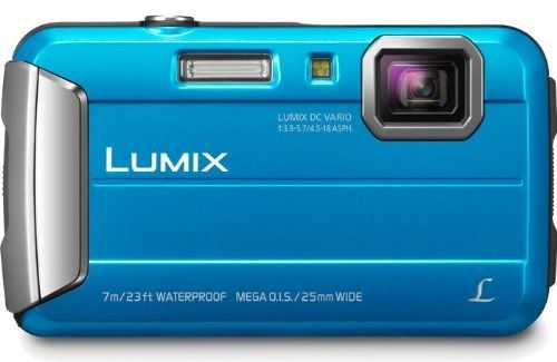 Panasonic Lumix TS20 161 MP Tough Waterproof Digital Camera