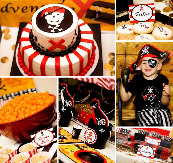 259 best Pirate Party Ideas images on Pinterest Birthday party