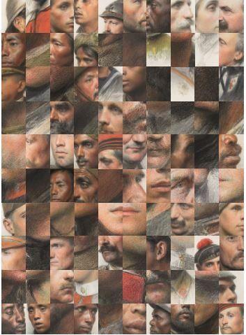 don't miss Évènement : 100 portraits pour un centenaire au Musée de la Légion d'Honneur