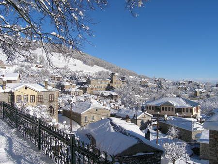 greece winter - Google Search