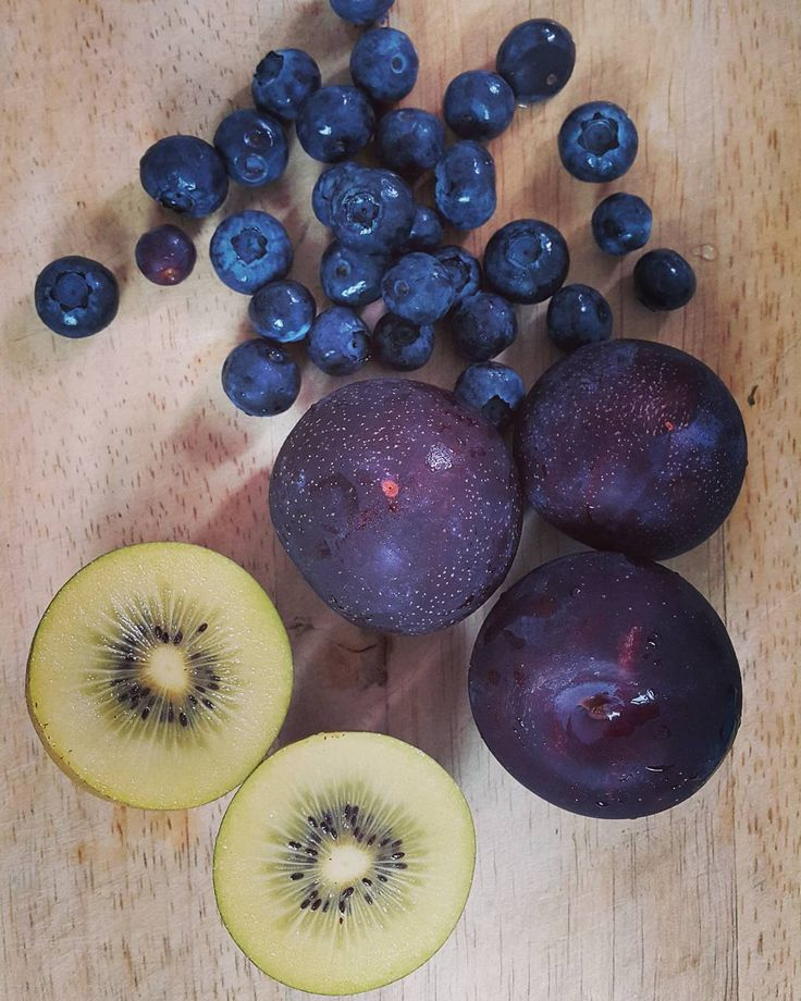 #블루베리 #체리자두 #골드키위 #blueberry #cherryplum #goldkiwi  #rawfood #plantbased #wholefoods #pregnantfood #myfooddiary