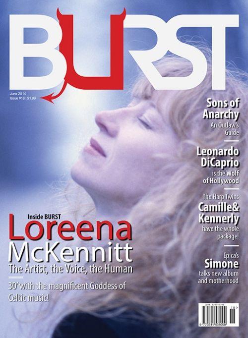 BURST Magazine Issue