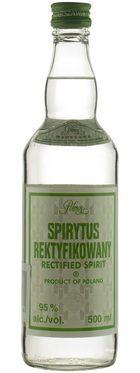 Polmos Spirytus Rectified Spirit 95% 500mL