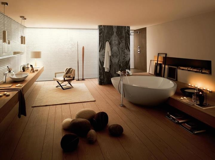 Bathrooms from Top Designers 2012