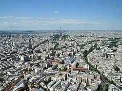 Torre Montparnasse, vistas