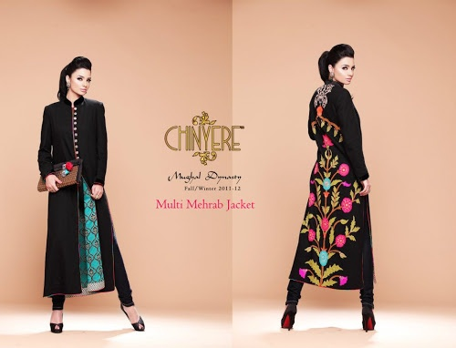 "Chinyere's ""Mughal Dynasty"" collection"