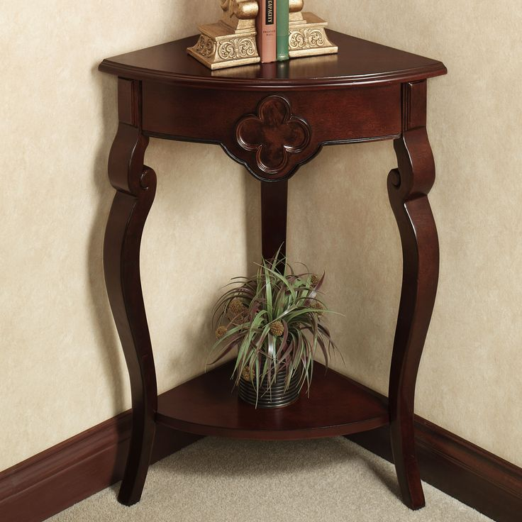 Kingscourt Corner Accent Table from Touch of Class
