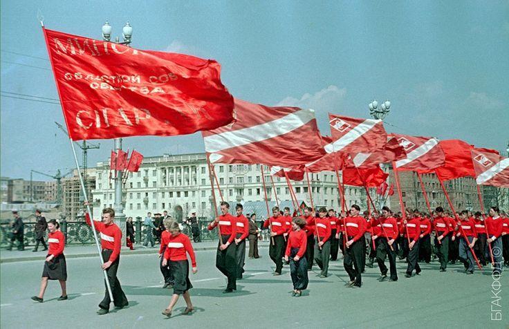 Невероятно красивые снимки Минска 1950-х. Обсуждение на LiveInternet - Российский Сервис Онлайн-Дневников