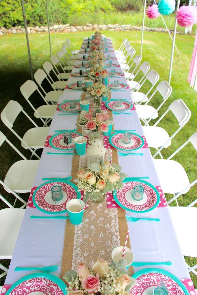Vintage Baby Showers 22