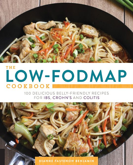 The Low-FODMAP Cookbook: 100 Delicious, Gut-Friendly Recipes for IBS and other Digestive Disorders      My cookbook is available now! You c...