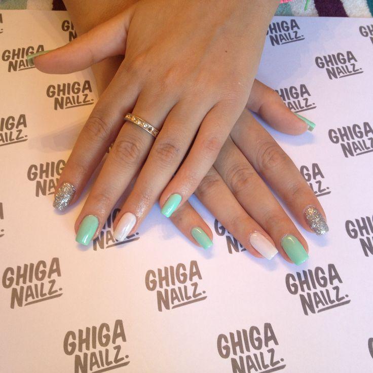 Artistic colour gloss