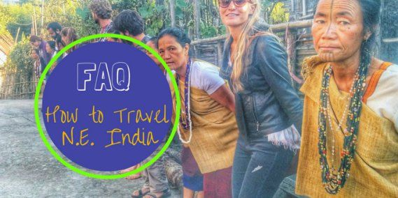 How to Backpack NorthEast India (FAQ, Answered.)