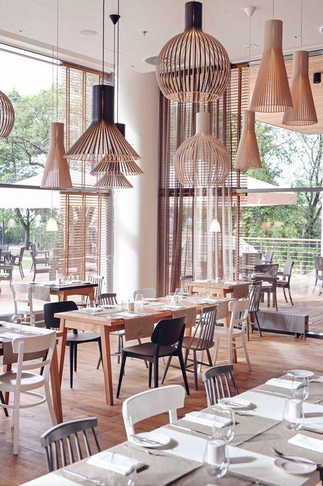 Mera Brasserie (Poland), International restaurant