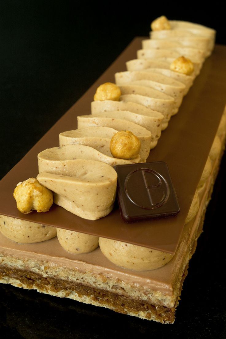 OLIVIER BAJARD - Meilleur Ouvrier de France de Pâtisserie - - Nouvelle carte des desserts Printemps 2015