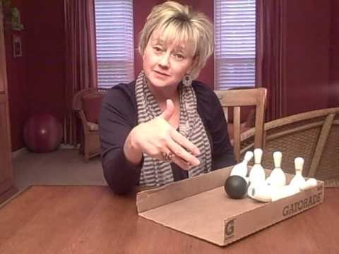 Freeze Bowl to teach impulse control.