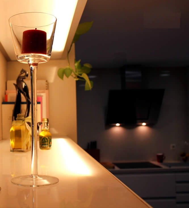 124 best Iluminación en la cocina images on Pinterest | Kitchens ...