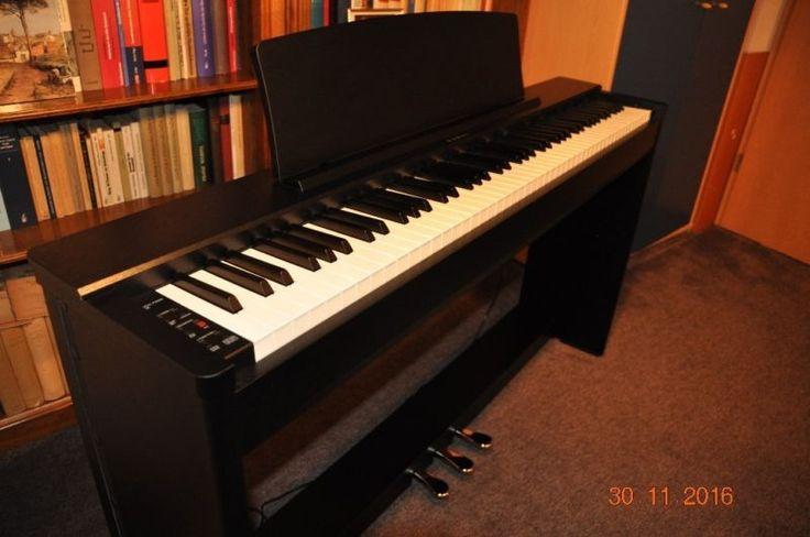 Wegen Anschaffung eines herkömmlichen Klaviers biete ich nun mein geliebtes E-Piano zum Kauf an. Es...,KAWAI CL36 E-Piano Digital Klavier schwarz inkl. Klavierbank in Nordrhein-Westfalen - Altenbeken