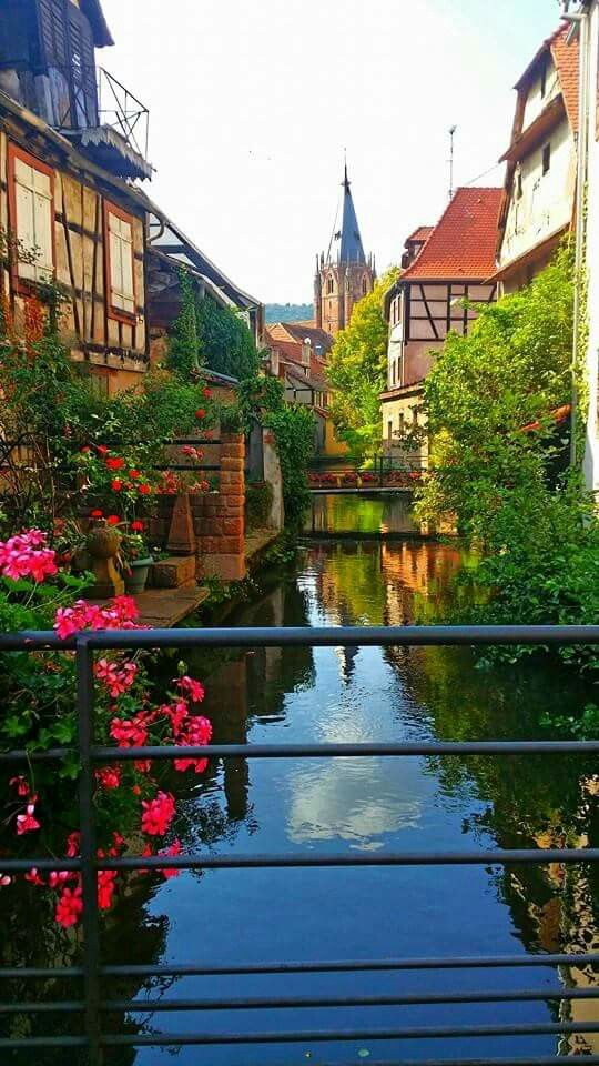 Little Venice, France