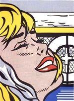 Shipboard Girl by Roy Lichtenstein