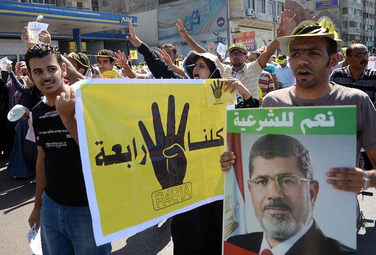 ALERT:  Egypt Declares Muslim Brotherhood a Terrorist Group, But Washington Won't