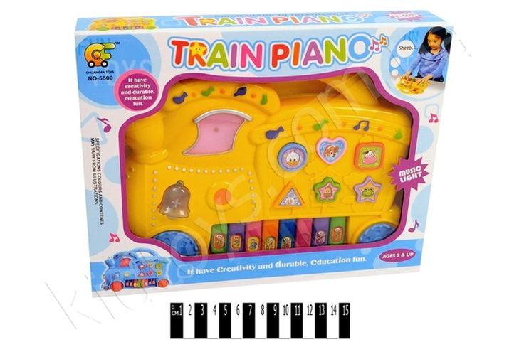 Піаніно батар. (коробка) 5500, купить игрушку, игрушка конструктор, интернет магазин детские товары, игрушки для самых маленьких, интернет магазин обуви, наборы игрушек для мальчиков