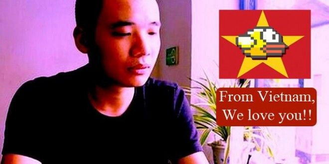 From Vietnam: We proud of you, Dong Nguyen!