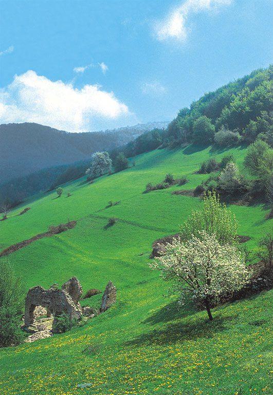 Sumadija, Central Serbia