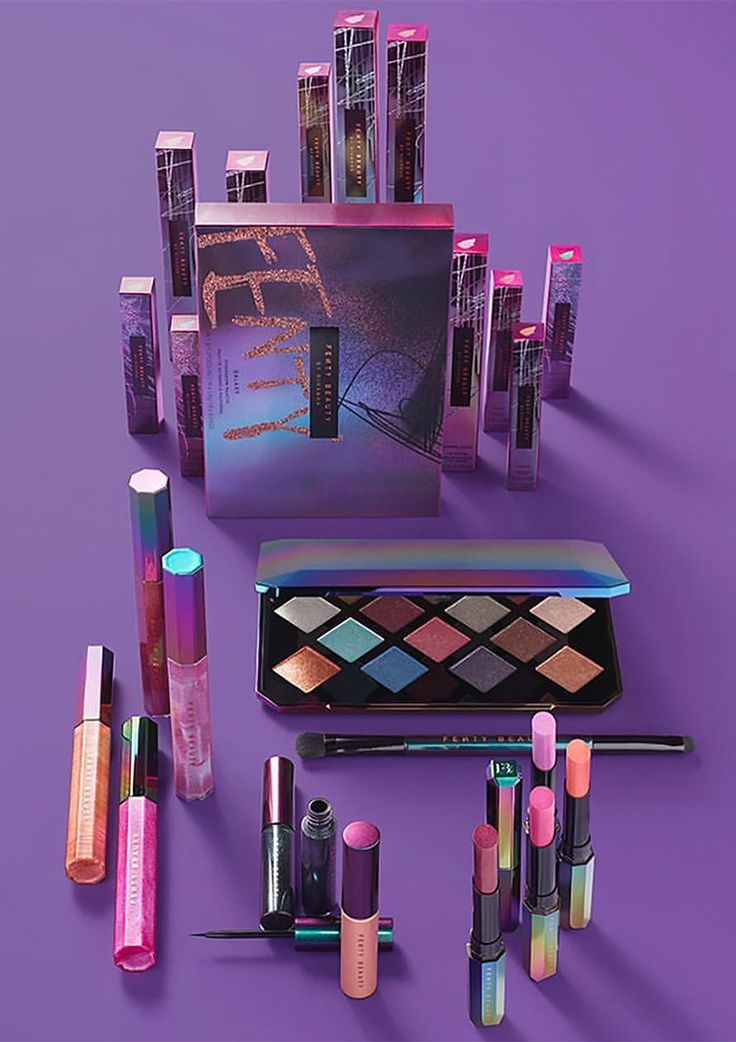 Fenty Beauty Holiday 2017 Collection Info + Release Date