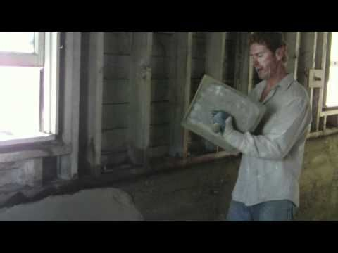 1000 ideas about concrete basement walls on pinterest basement walls unfinished basement for How to clean interior stucco walls